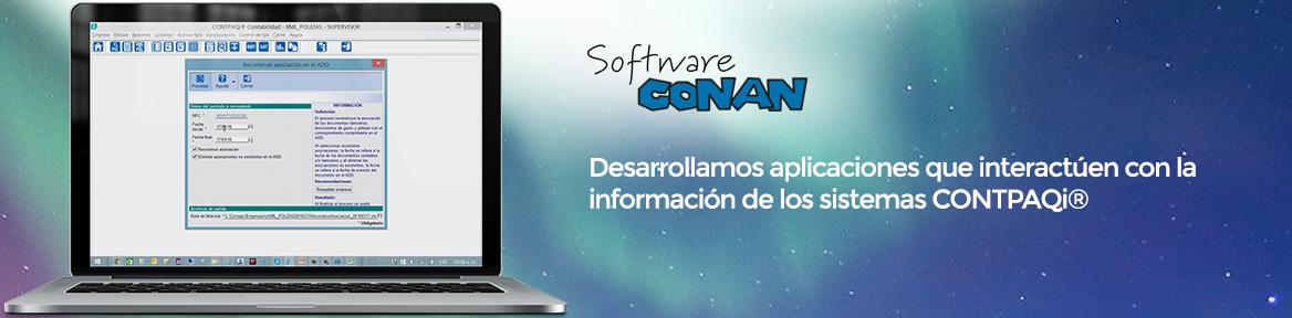 Software Conan