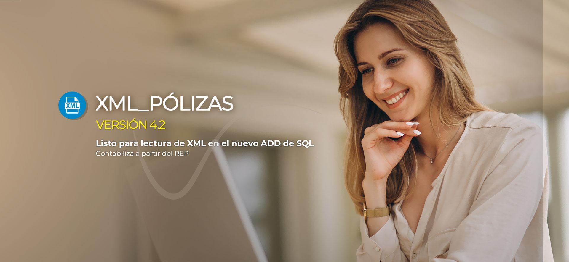 XML Pólizas