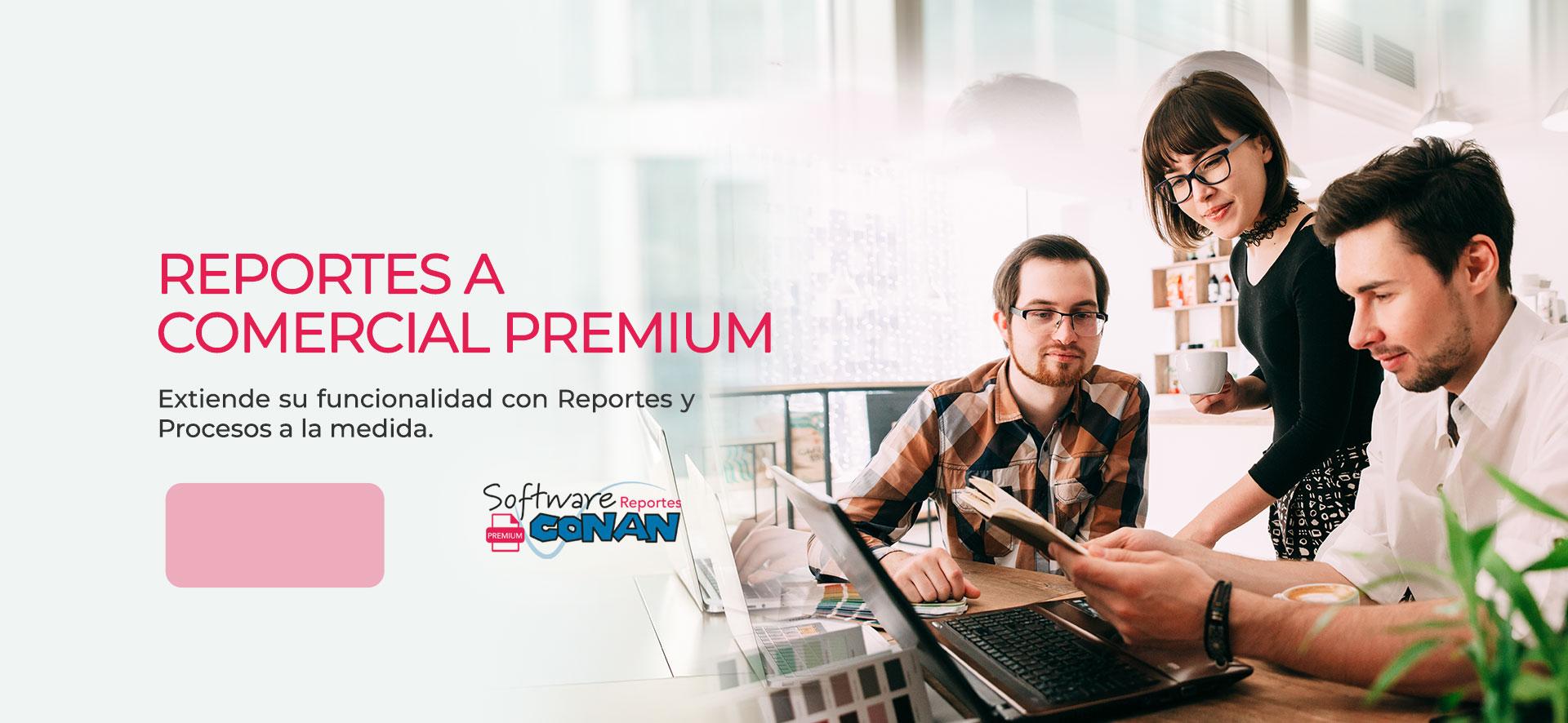 Reportes Premium